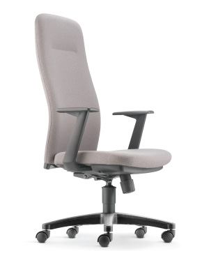 Arona Presidential High Back Fabric Office Chair