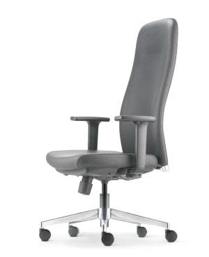 Arona Presidential High Back Leather Office Chair