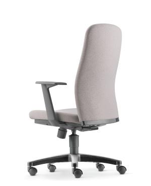 Arona Presidential Medium Back Fabric Office Chair