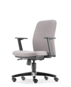 Arona Executive Low Back Fabric Office Chair