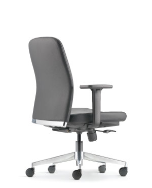 Arona Executive Low Back Leather Office Chair