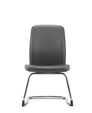 Arona Visitor/Conference Leather Office Chair Without Arm