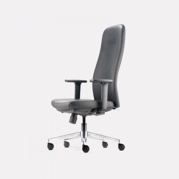 Arona Fabric   Leather Office Chair