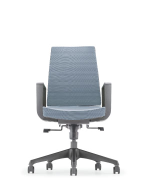 Clover Executive Low Back Fabric Office Chair
