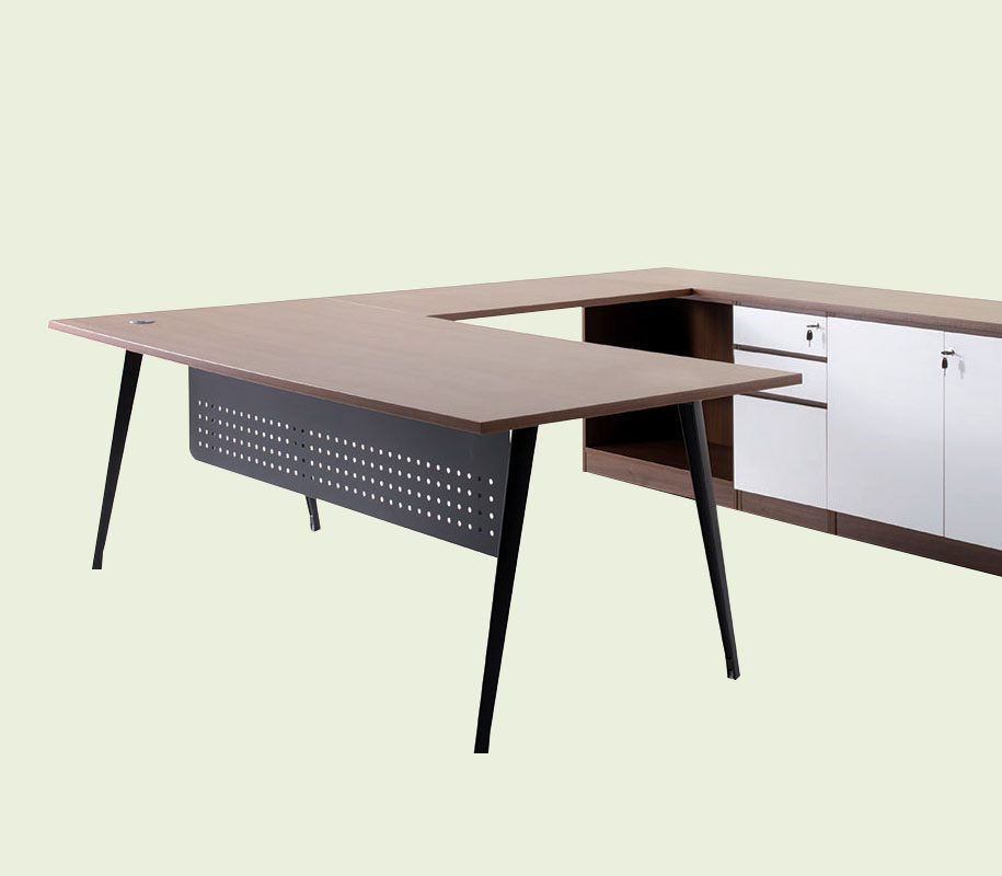 Manager & Director Table Set - Keno Design Office Furniture Supplier
