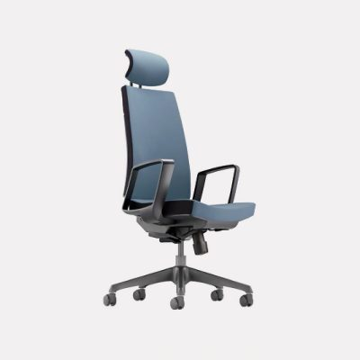 Clover Leather | Fabric Office Chair