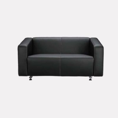 Alpha Office Sofa - 2 Seater