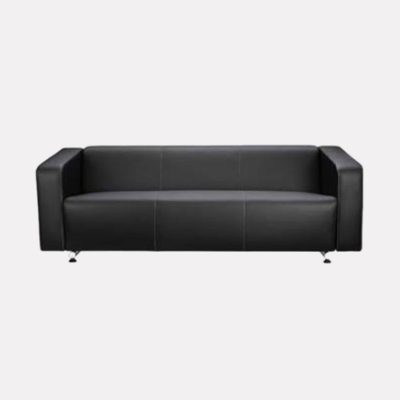 Alpha Office Sofa - 3 Seater