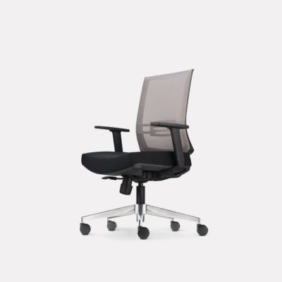 Intouch Fabric Office Chair - Keno Design