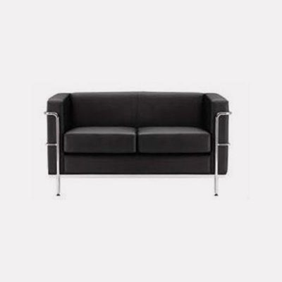 Kimberly Office Sofa - 2 Seater