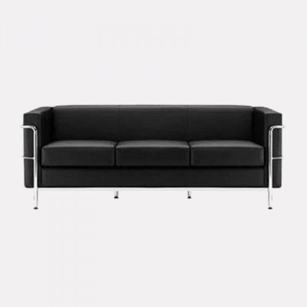 Kimberly Office Sofa - 3 Seater