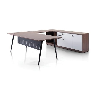 Executive Series Manager Table Set with Nistra Leg