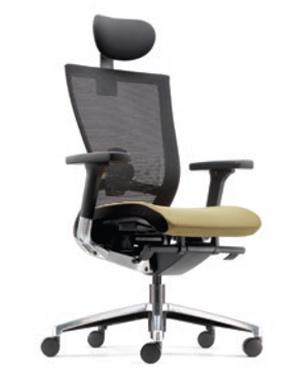Maxim Presidential High Back Fabric Office Chair
