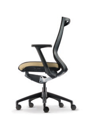 Maxim Presidential Medium Back Fabric Office Chair