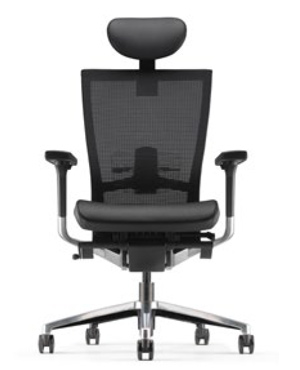 Maxim Presidential High Back Leather Office Chair