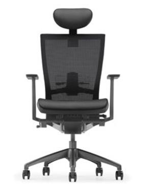 Maxim Presidential Medium Back Leather Office Chair