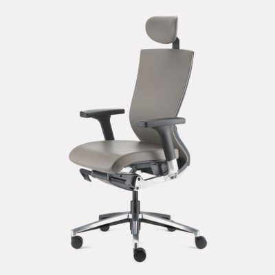 Maxim PU Leather | Leather | Softech | Fabric Office Chair - Keno Design