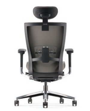 Maxim Presidential High Back PU Leather Office Chair