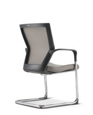 Maxim Visitor/Conference PU Leather Office Chair