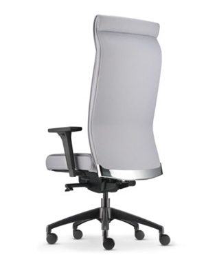 Pegaso Lowres Presidential High Back Fabric Office Chair