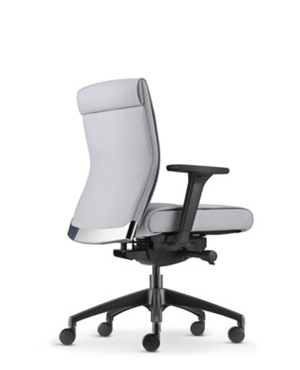 Pegaso Lowres Executive Low Back Fabric Office Chair