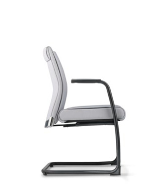 Pegaso Lowres Visitor/Conference Fabric Office Chair With Arm