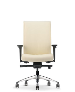 Pegaso Lowres Presidential Medium Back Leather Office Chair