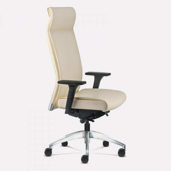 Pegaso Lowres Leather | Fabric Office Chair - Keno Design Office Chair Supplier
