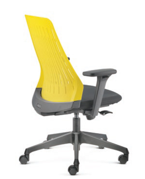 Pico Lowres Presidential Medium Back Leather Office Chair
