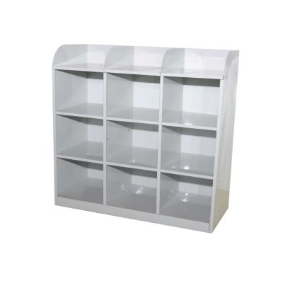 9 Pigeon Holes Side Table