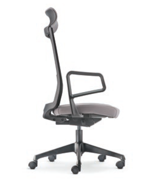 Surface Presidential High Back Fabric Office Chair