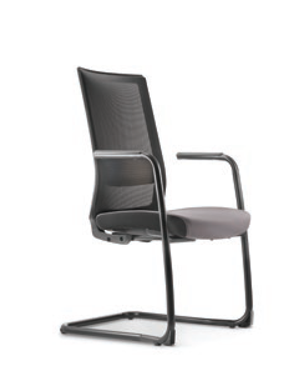 Surface Visitor/Conference Fabric Office Chair