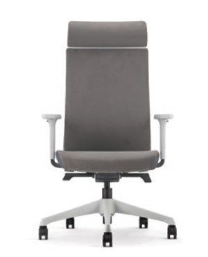 Surface Presidential High Back PU Leather Office Chair