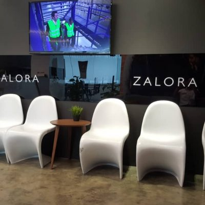 Zalora Office Furniture System - Keno Design Our Client
