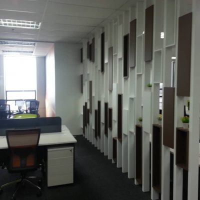 Fusionex Office Furniture System - Keno Design Our Client