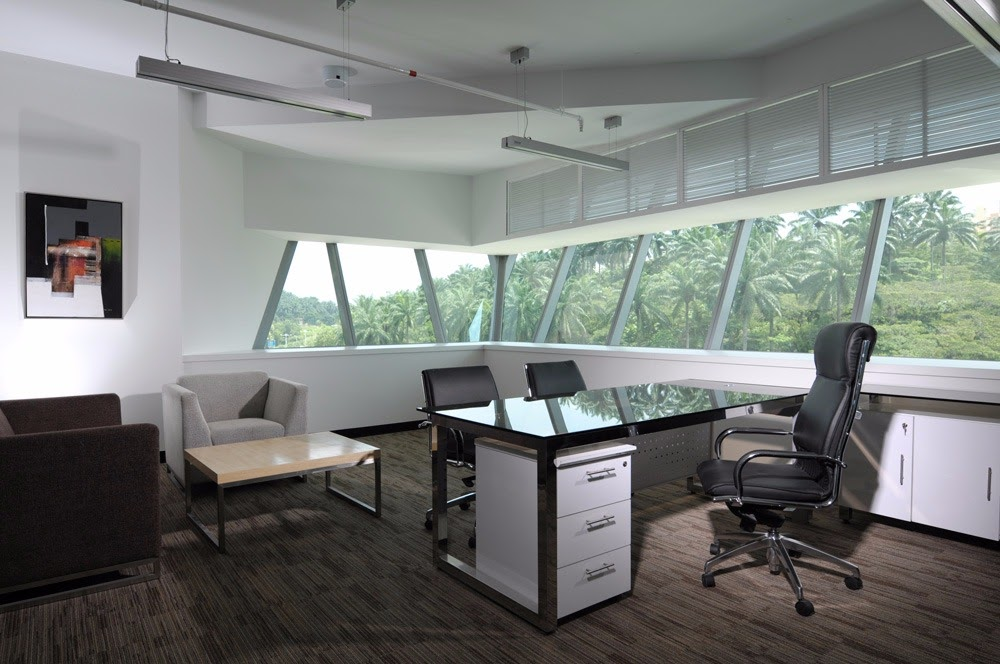 Herbaline Office Furniture System - Keno Design Our Client