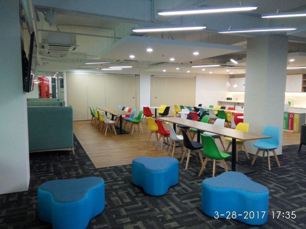 Lexon Office Furniture System - Keno Design Our Client