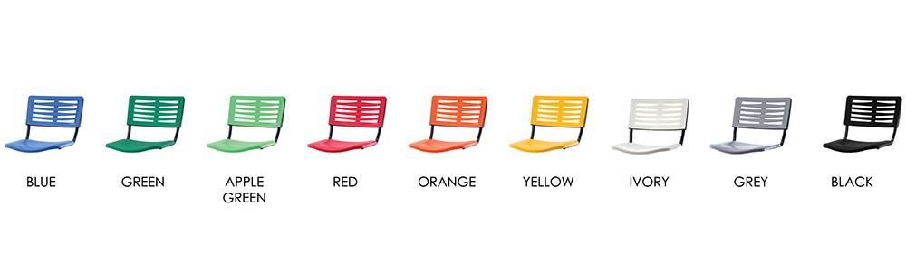 Axis 3 Chair Colour