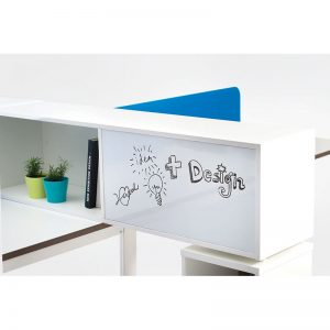 Cabinet with White Board