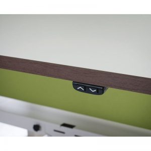 Stunning cutting-edge adjustable button for effortless height adjustment