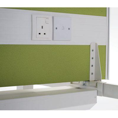 Adjustable System & Others Office Workstation - Keno Design