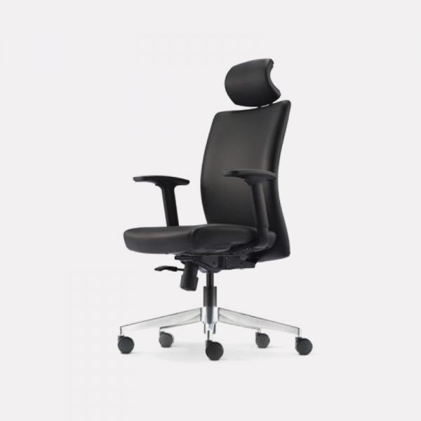 Ergo Leather | Fabric Office Chair