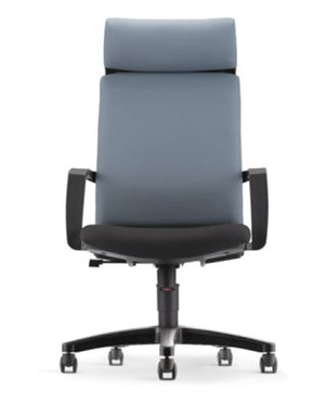 Eve Presidential High Back Fabric Office Chair