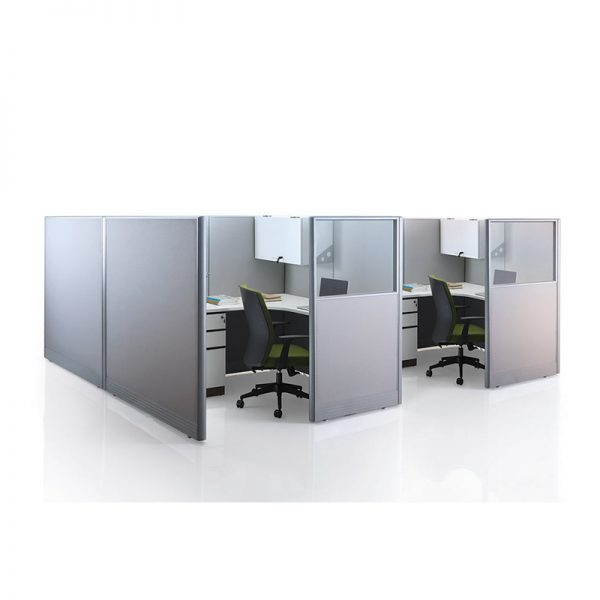 60mm Block Panel System Office Partition - Keno Design