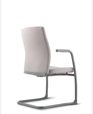 Karisma Visitor/Conference Fabric Office Chair With Arm