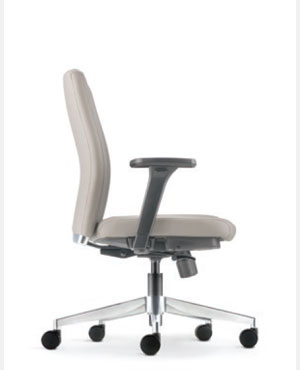 Karisma Executive Low Back Leather Office Chair