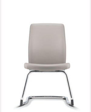 Karisma Visitor/Conference Fabric Office Chair Without Arm