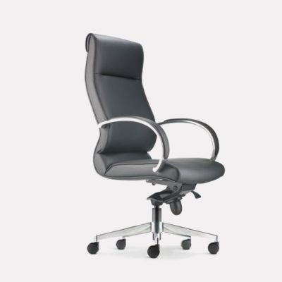 Klair Fabric | Leather Office Chair