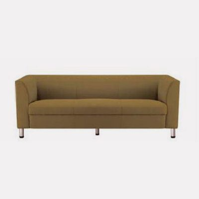Lino Office Sofa - 3 Seater