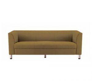 Lino Office Sofa - 3 Seater